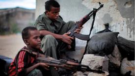 Le guerre dei bambini soldato