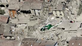 Dopo il vento, un terremoto, ma il Signore non era nel terremoto