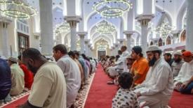 Tre leader musulmani contro la violenza