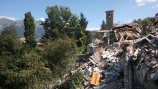 Il genio italiano ai tempi del terremoto