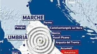 Terremoto e media