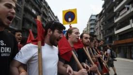 Grecia, Tsipras in crisi di consenso