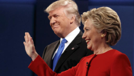 Clinton – Trump, due Americhe a confronto