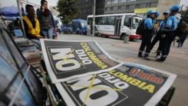 In Colombia prevale il no agli accordi di pace