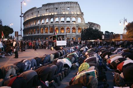 Musulmani al Colosseo