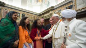 Le religioni culle di pace