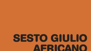 Le Cronografie di Sesto Giulio Africano, presentazione a Roma