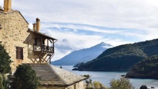 Vivendo il monte Athos