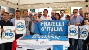 Carlo Fidanza: No ad una riforma che toglie potere decisionale ai cittadini