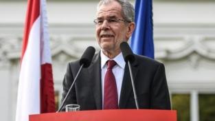 """In Austria primo presidente """"verde"""""""