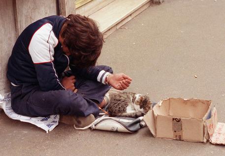 Poveri in Friuli