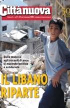 Il Libano riparte