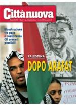 Palestina Dopo Arafat