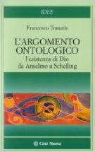 Copertina L'argomento ontologico