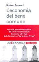 Copertina L'economia del bene comune