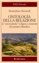 Copertina Ontologia della relazione
