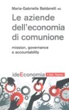 Copertina Le aziende dell'economia di comunione