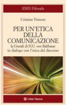 Copertina Per un'etica della comunicazione
