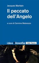 Copertina Il peccato dell'Angelo