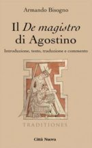 Copertina Il De magistro di Agostino