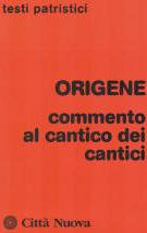 Copertina Commento al Cantico dei Cantici