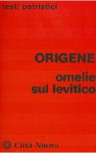 Copertina Omelie sul Levitico