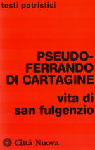 Copertina Vita di san Fulgenzio