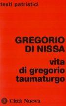 Copertina Vita di Gregorio Taumaturgo