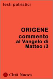 Commento al Vangelo di Matteo /3