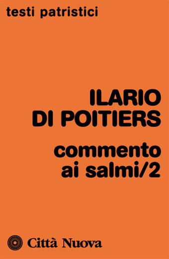 Copertina Commento ai Salmi /2