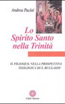 Copertina Lo Spirito Santo nella Trinità