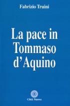Copertina La pace in Tommaso d'Aquino