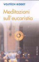 Copertina Meditazioni sull'eucaristia
