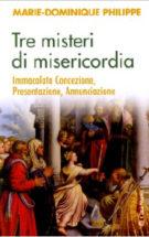 Copertina Tre misteri di misericordia