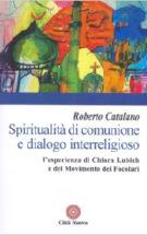 Copertina Spiritualità di comunione e dialogo interreligioso