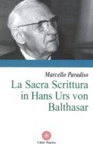 Copertina La Sacra Scrittura in Hans Urs von Balthasar