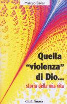 Copertina Quella violenza di Dio. . .