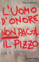 Copertina L'uomo d'onore non paga il pizzo