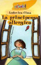 Copertina La principessa allergica