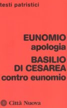 Copertina Apologia – Contro Eunomio