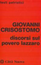 Copertina Discorsi sul povero Lazzaro
