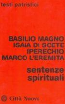 Copertina Sentenze spirituali