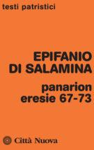 Copertina Panarion – eresie 67-73