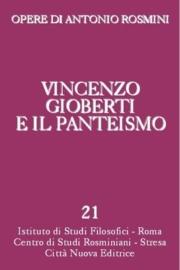 Vincenzo Gioberti e il Panteismo
