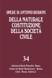 Della natural costituzione della società civile