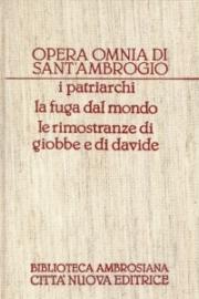 I Patriarchi – La fuga dal mondo – Le rimostranze di Giobbe e di Davide