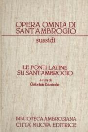 Le fonti latine su sant'Ambrogio