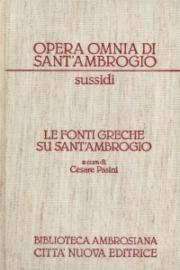 Le fonti greche su sant'Ambrogio