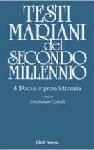 Copertina Testi mariani del secondo millennio