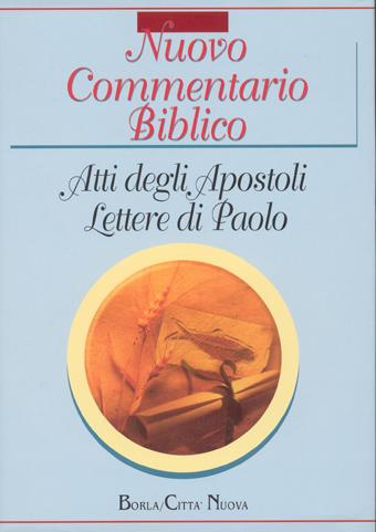 Copertina Nuovo commentario biblico – 2